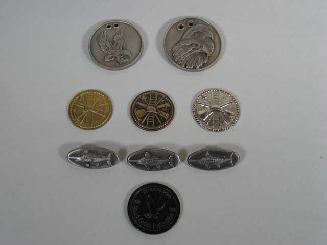 Medallions Cast