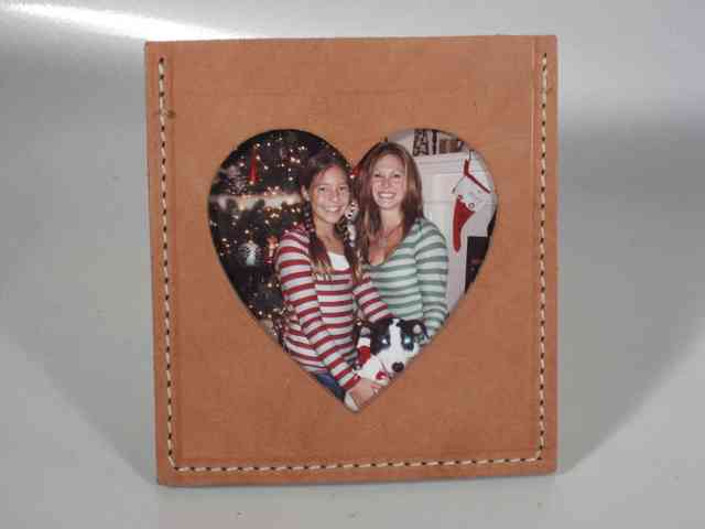 Picture Frame Heart