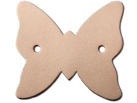 butterfly hair barrette 2